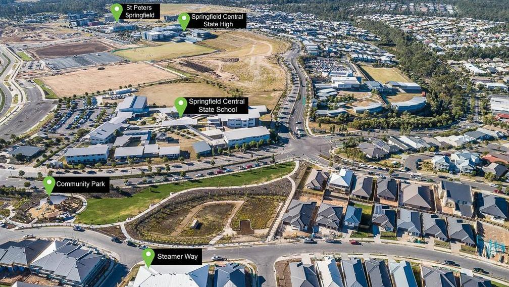 Lot 5069 Steamer Way, Spring Mountain, Qld 4300; S