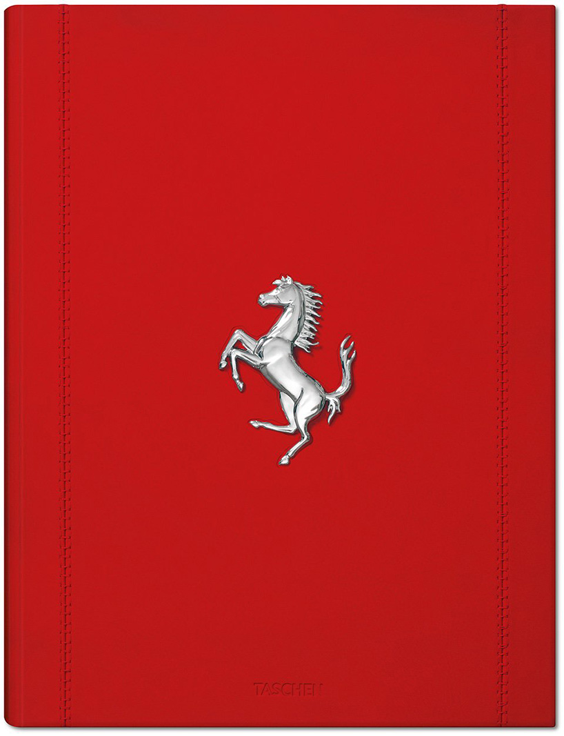 ferrari book limited edition marc newson