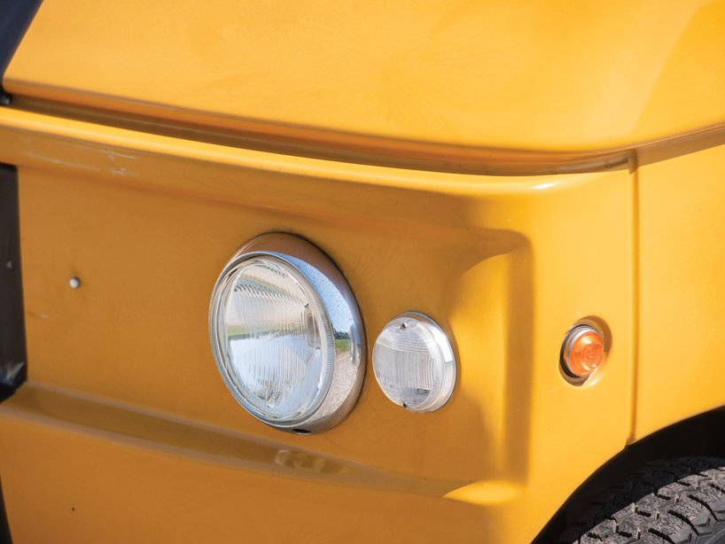 the all electric 1974 zagato zele was decades ahead of its time