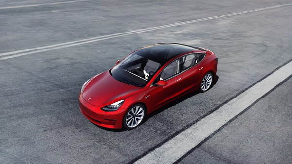 The Model 3—Tesla's economy offering—is Norway's best-selling vehicle.