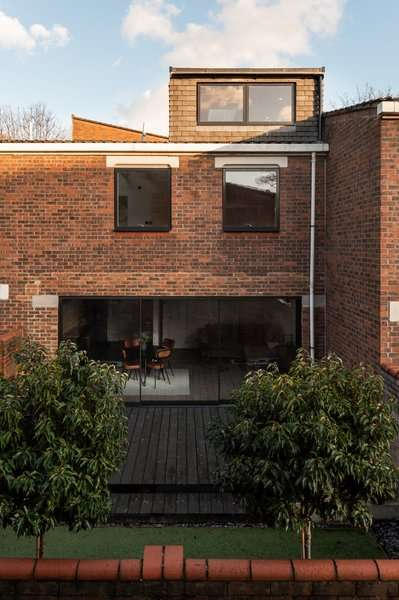 This Half-Height Expansion for a Growing Family in London Is a Real Brainteaser