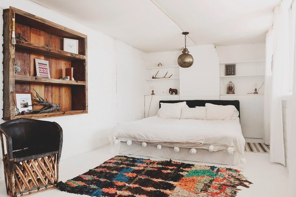 In an increasingly digitized world, the handmade charm of Berber rugs injects much-needed tactility into home interiors.