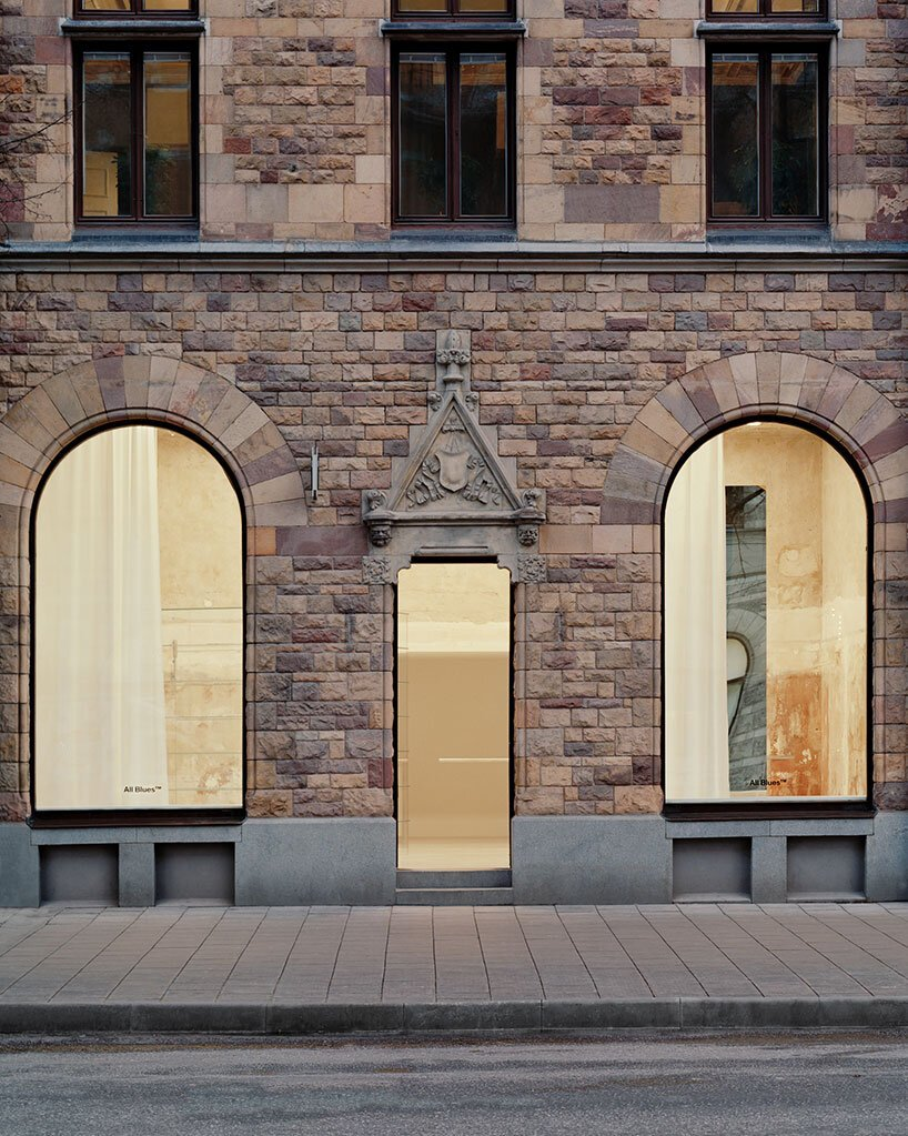all blues jewellery opens first brand store within 19th century building in stockholm