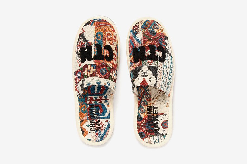 chinatown market takes away the 'disposable' from hotel slippers