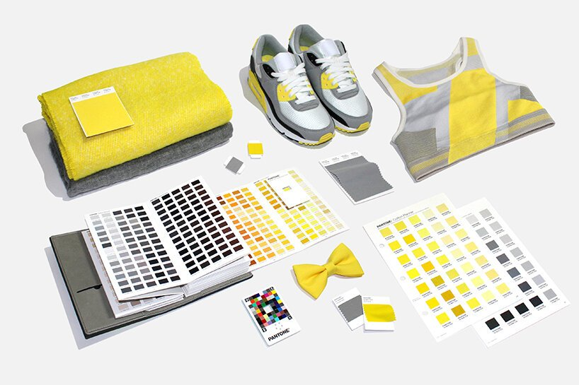 pantone selects 'ultimate gray' and 'illuminating' for color of the year 2021