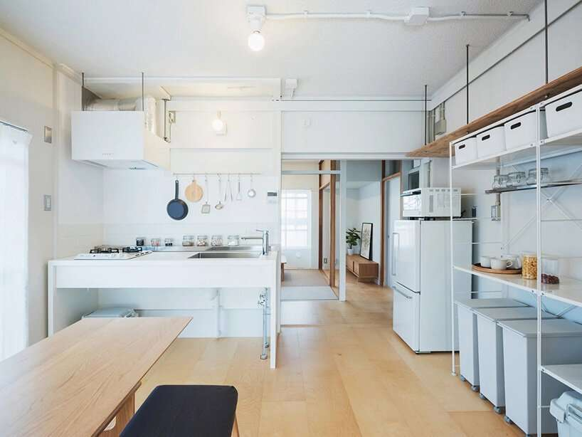 MUJI x UR housing complex renovation project for the new normal
