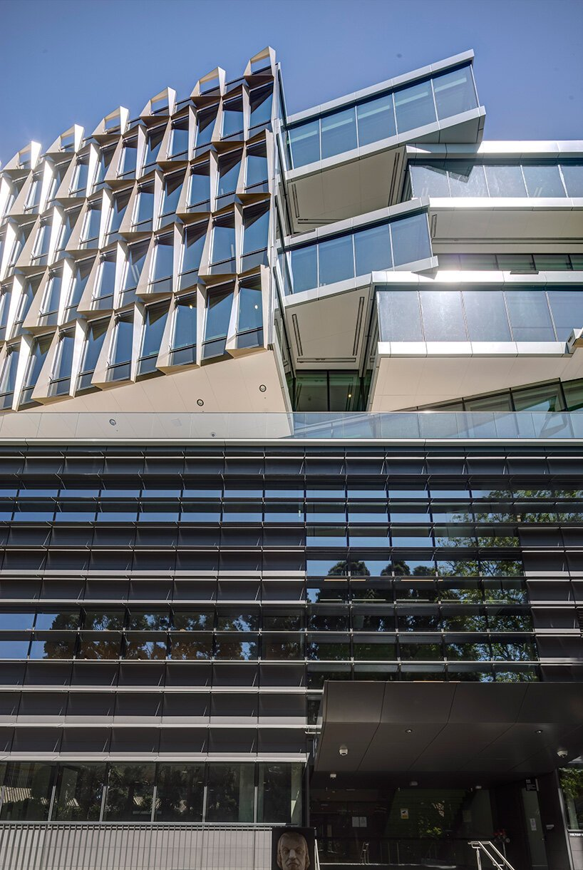 diller scofidio + renfro's 'susan wakil health building' set to open at the university of sydney