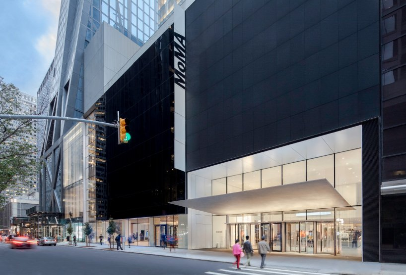 MoMA completes its diller scofidio + renfro-designed expansion in new york