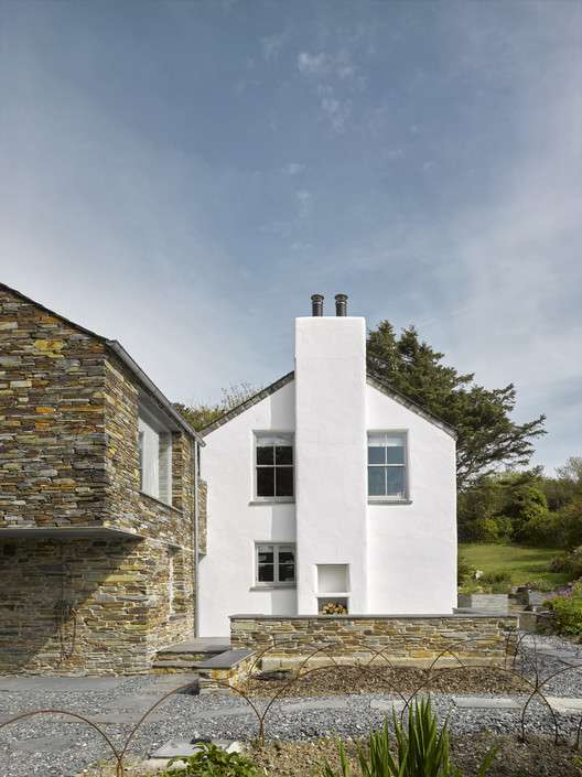 Cornish Cottage / Jonathan Tuckey Design