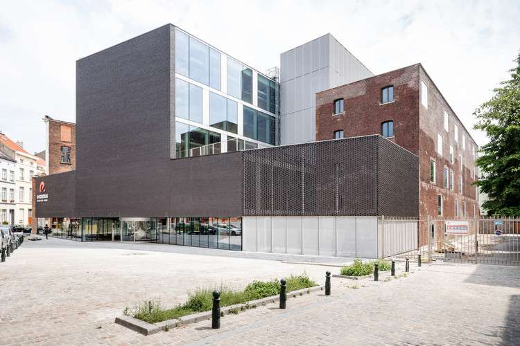 Erasmus University College / B-architecten, © Lucid