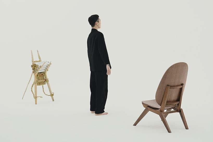 MISC dance performance highlights modernistic aesthetic of korean furniture collection