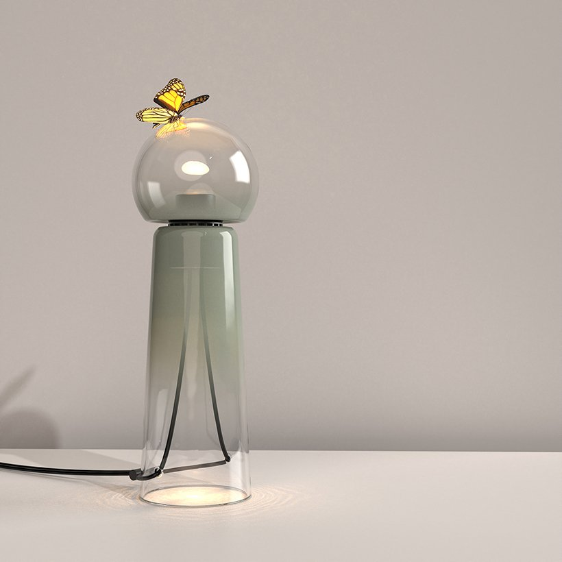 the fresh and bold gigi summer in a lamp 9