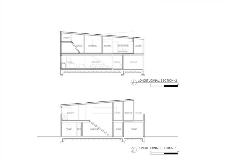 House Sections