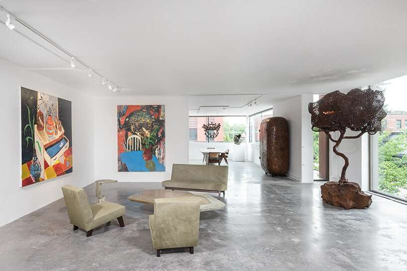 carpenters workshop gallery X lehmann maupin present 'second nature' exhibition in aspen