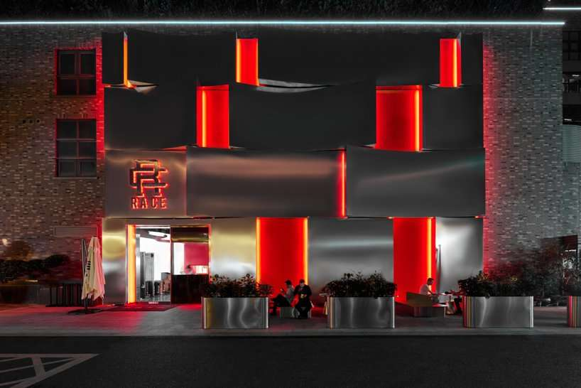 j h architecture studio bring a nightclub with korean characteristics to the west lake in hangzhou 1