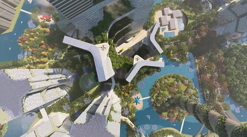 see this video, WOHA's singapore 2100 envisions regenerative strategies to save humanity