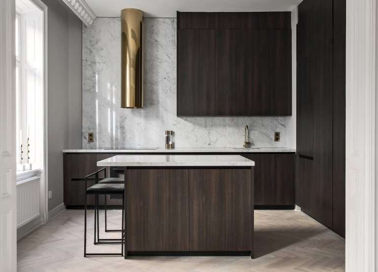 Kitchen | A Modern Classic Kitchen by Kitchens By Paul